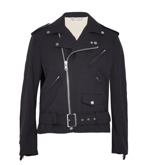 Rei Kawakubo style: Biker jacket