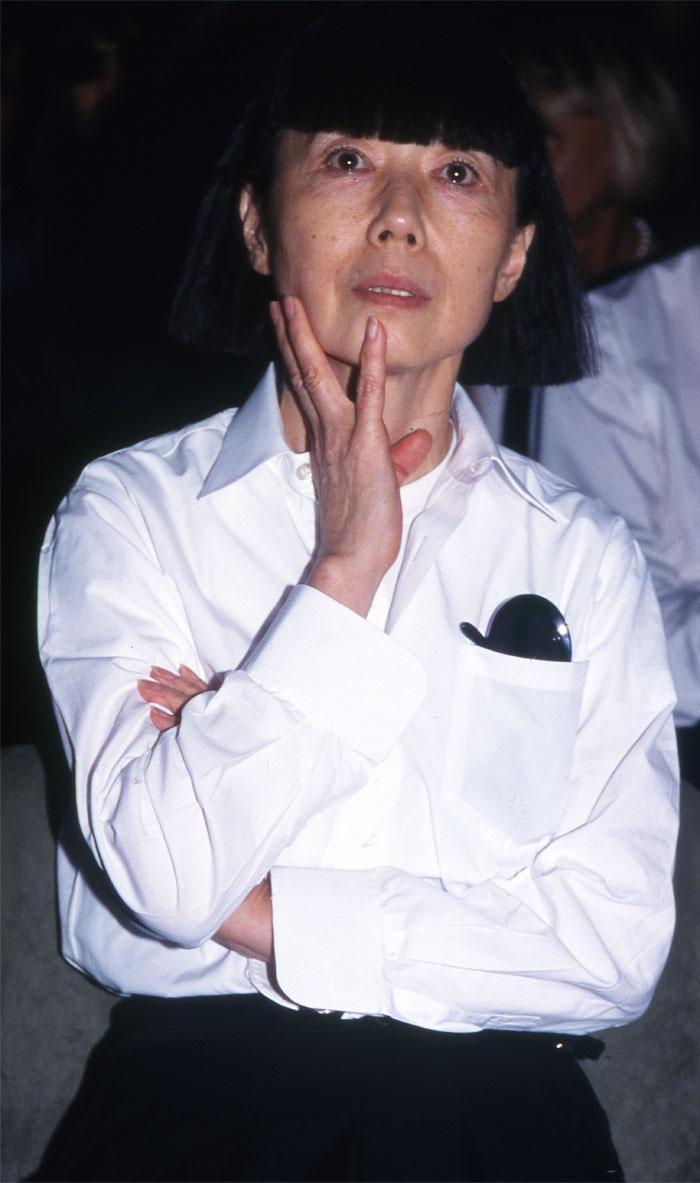 Rei Kawakubo style