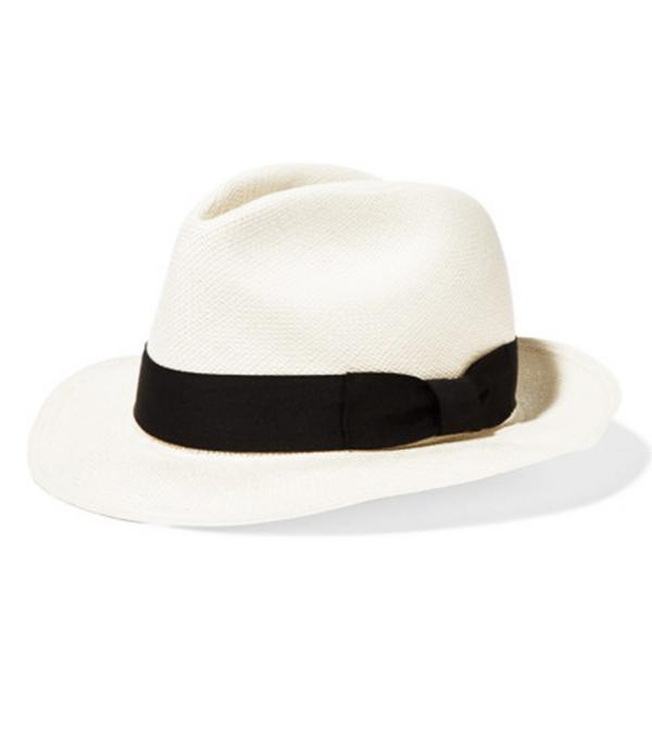 Lulama Wolf style: Straw hat