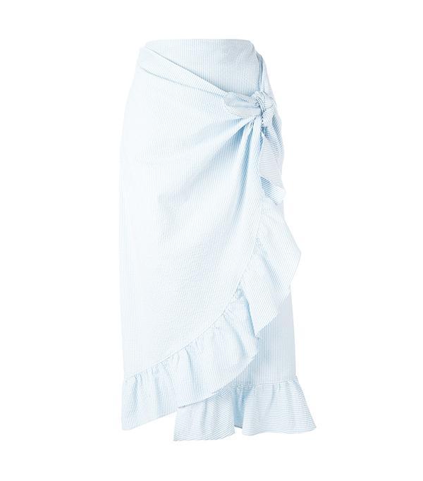 Vivetta Ruffled Skirt