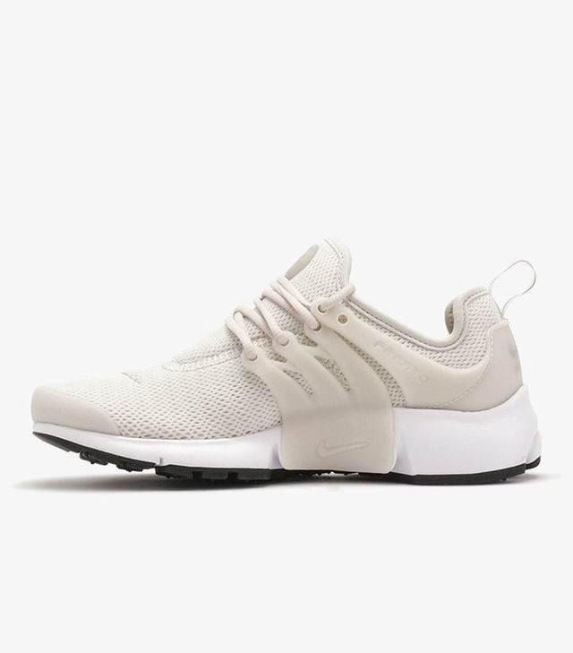 Nike Air Presto Sneakers in Light Bone