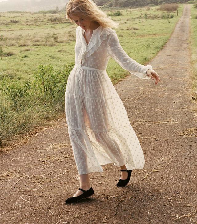 best white dress- doen faye dress