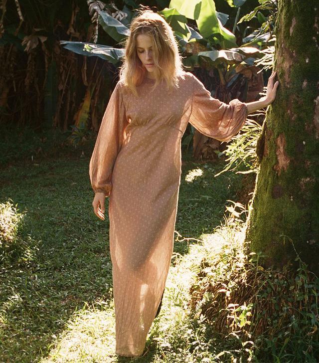 best maxi dress - doen sage dress
