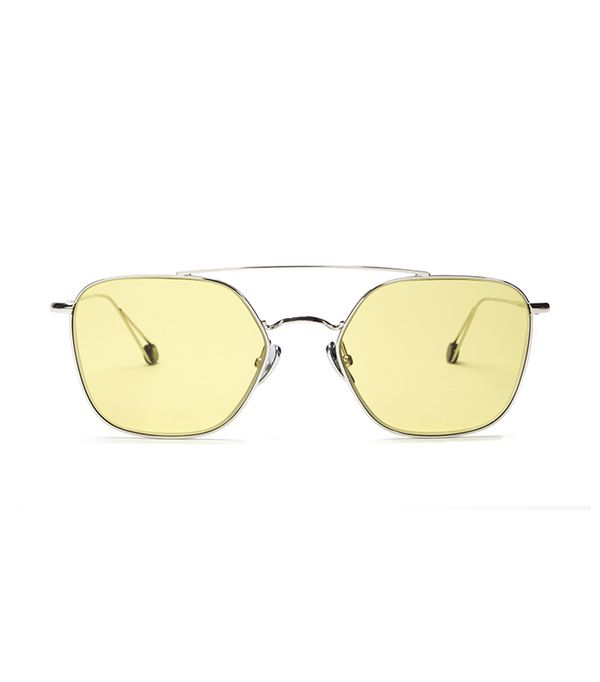 Concorde White Gold With Yellow Lenses Limited Edition
