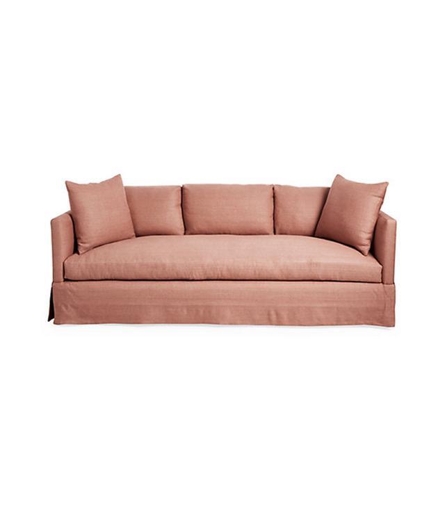 One Kings Lane — Pink Sofa