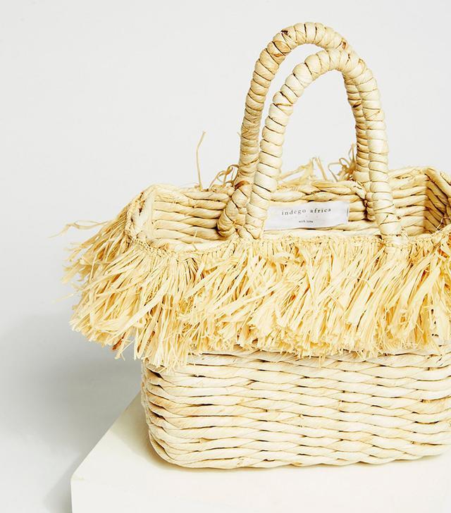 free people straw bag