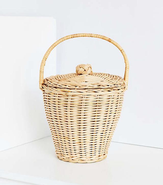 affordable basket bag