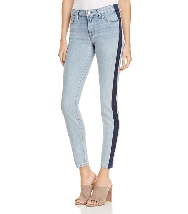 J Brand 620 Super Skinny Jeans in Tribeca