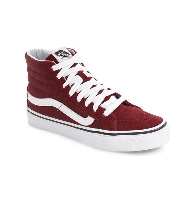 Vans Sk8-Hi Slim High Top Sneakers