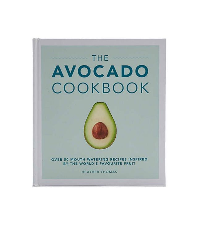 Heather Thomas The Avocado Cookbook