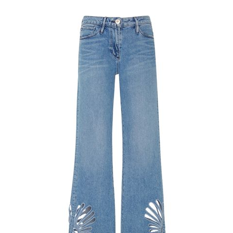 Freeja High-Rise Bootcut Jeans