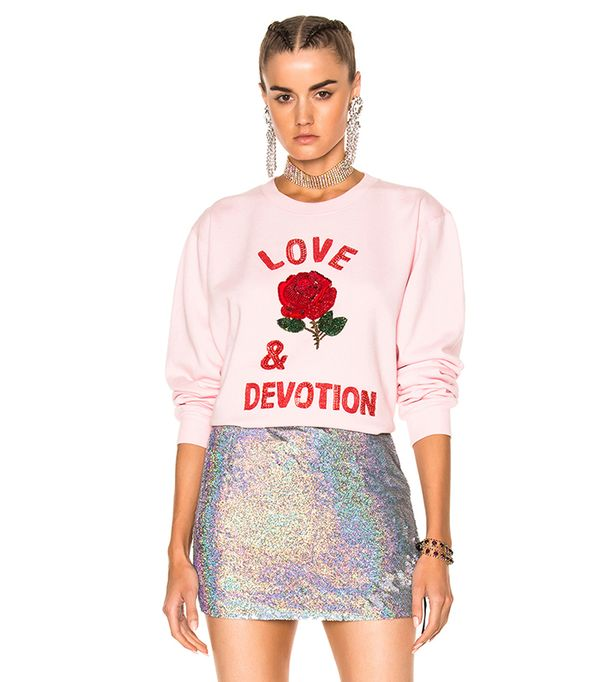 ashish embellished sweater