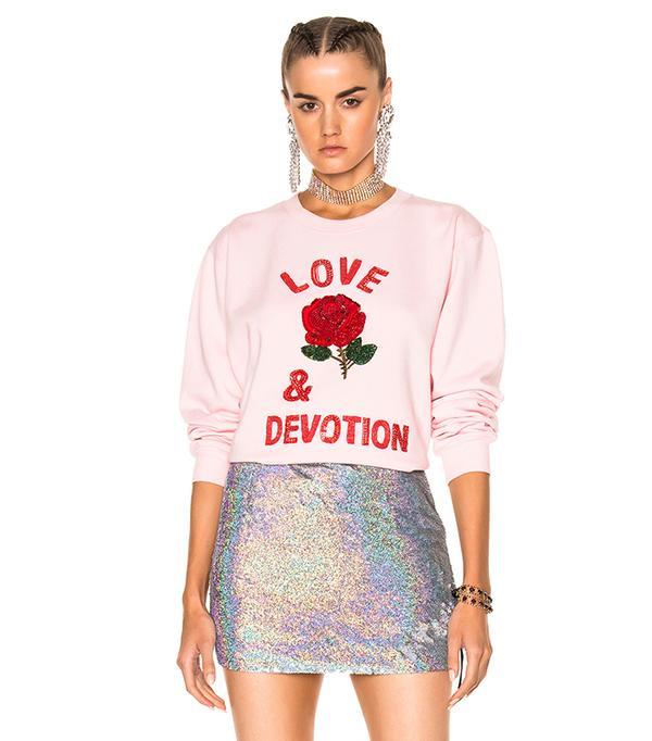 ashish embellished sweater