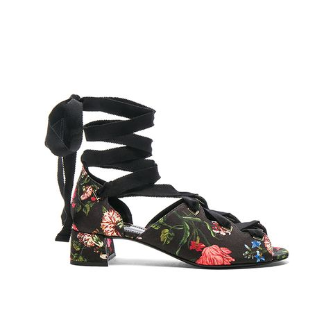 Riyeka Convertine Mid Heel Sandals