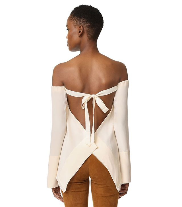 Kitx Suspended Backless Top