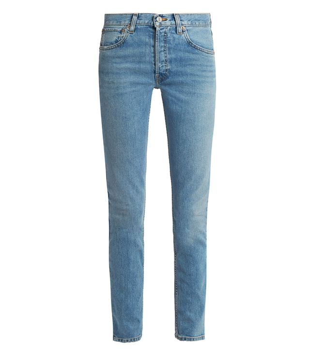 How many jeans should you own: Re/Done Jeans