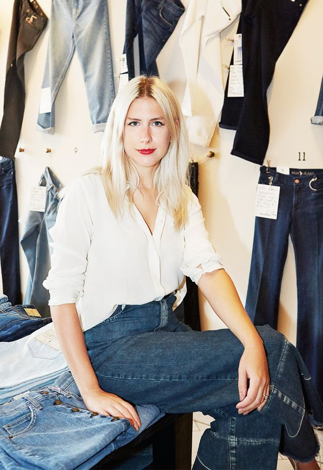 How many jeans should you own:  Erin McQuinn from Bad Denim