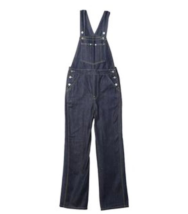 How many jeans should you own: Eve Denim overalls