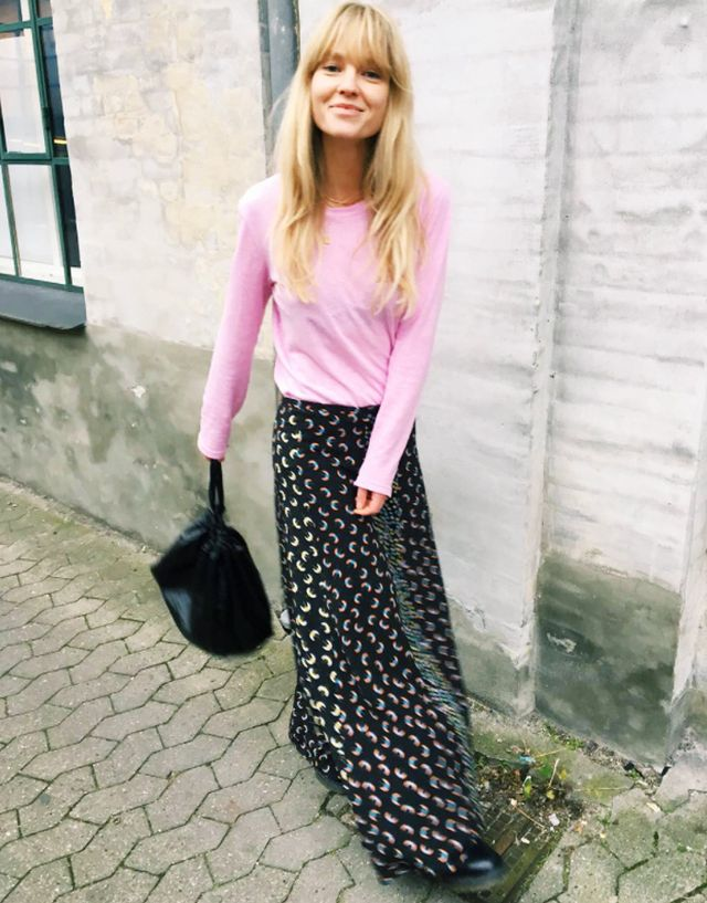 How to dress like a Scandinavian: Jeanette Madsen
