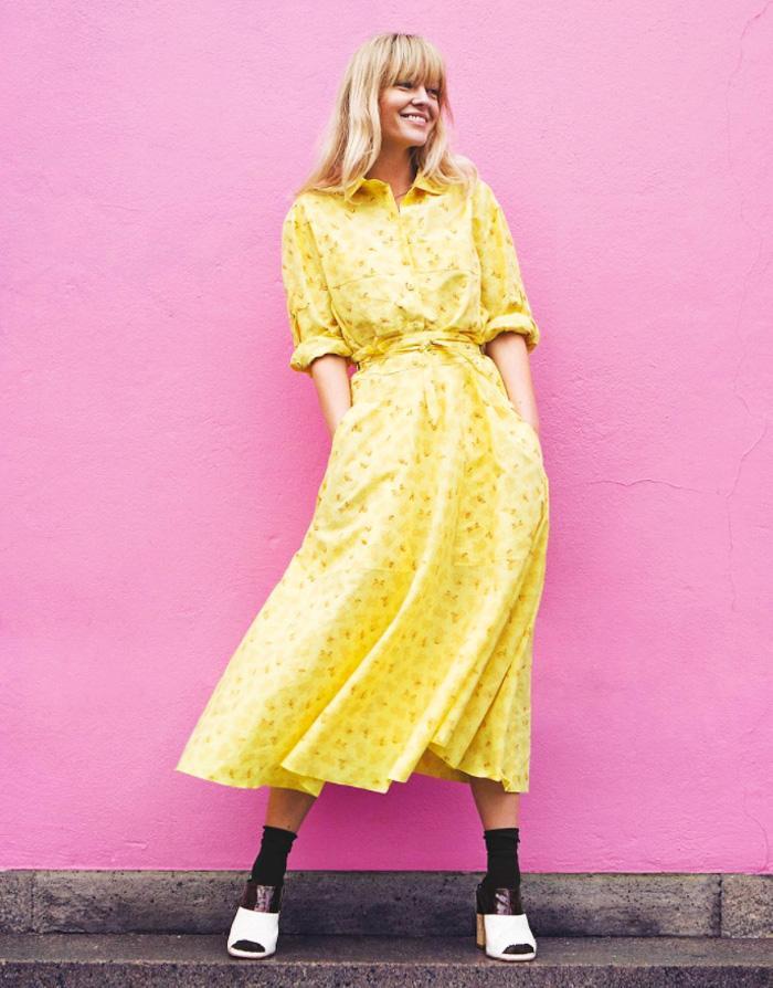 How to dress like a Scandinavian: Jeanette Friis Madsen