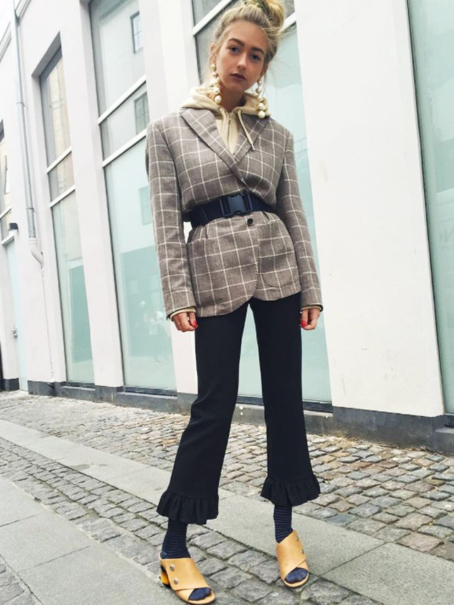 How to dress like a Scandinavian: Emili Sindlev