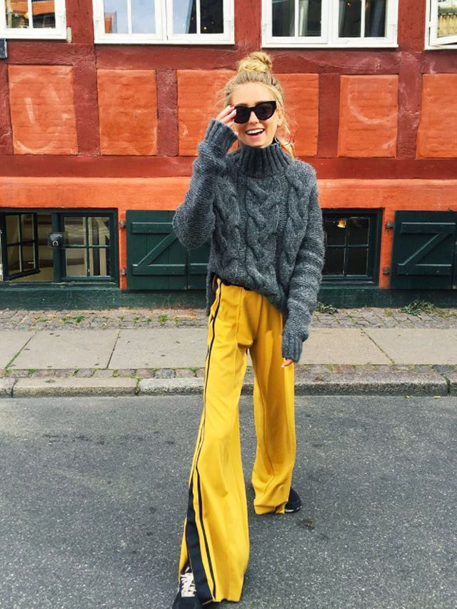 How to dress like a Scandinavian: Emily Sindlev