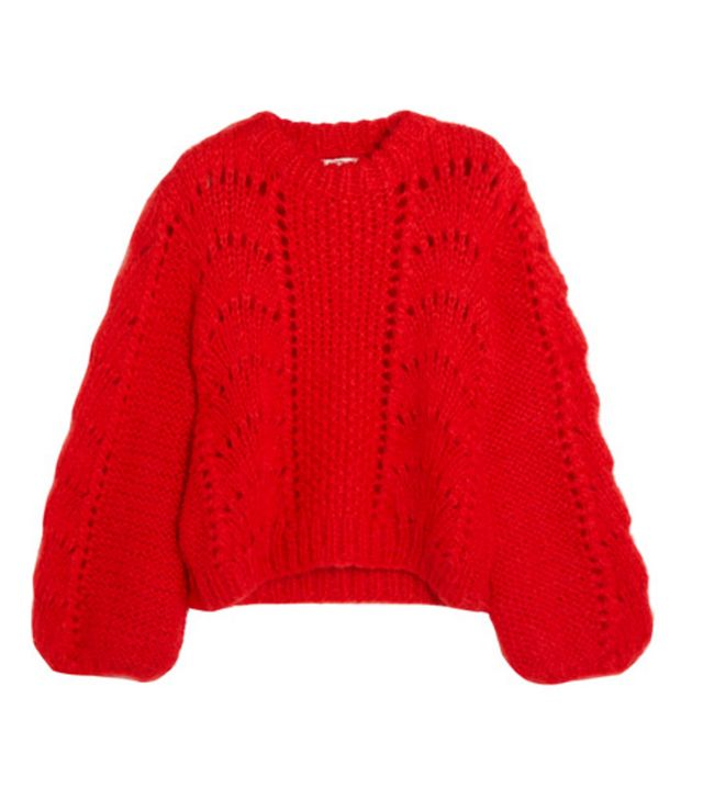How to dress like a Scandinavian: Ganni jumper