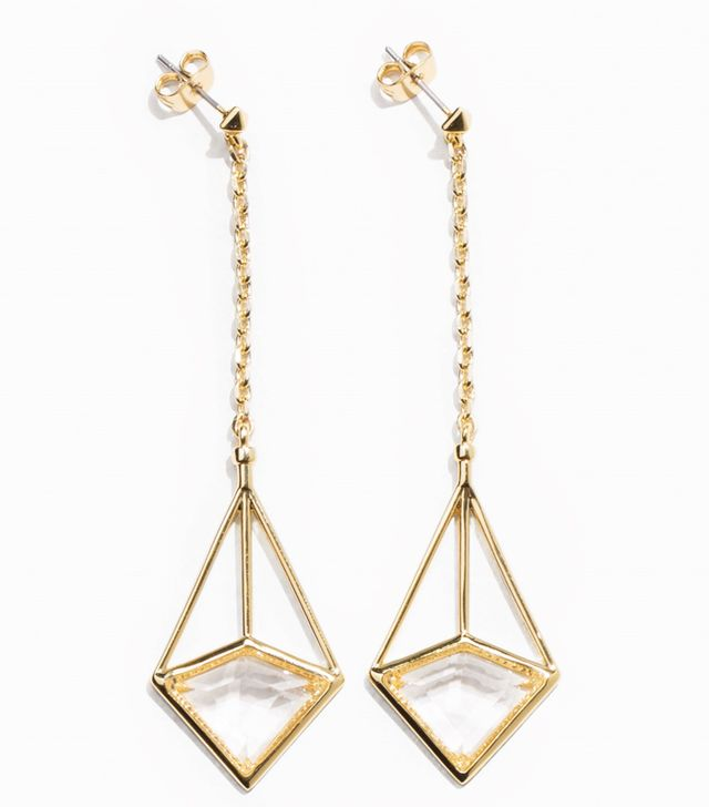How to dress like a Scandinavian: & Other Stories earrings