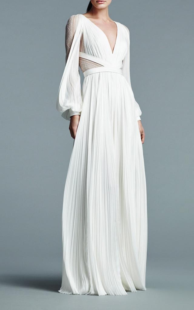 The Best Bohemian Wedding Dresses for Boho Brides | WhoWhatWear