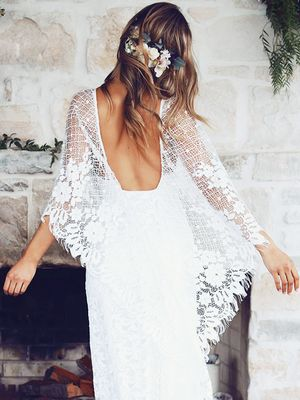 Boho Brides, Listen Up: These Are the Perfect Dresses for You