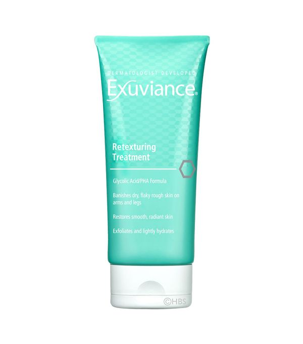 Best Body Peels: Exuviance Retexturing Treatment