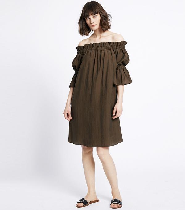 Best Off-the-Shoulder Dresses