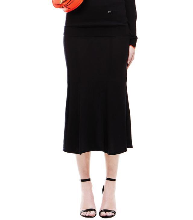 Victoria Beckham Compact Knit Skirt