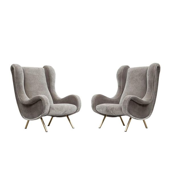 Surf Club Miami — Velvet Chairs