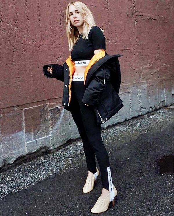 athleisure outfit ideas - always judging leggings