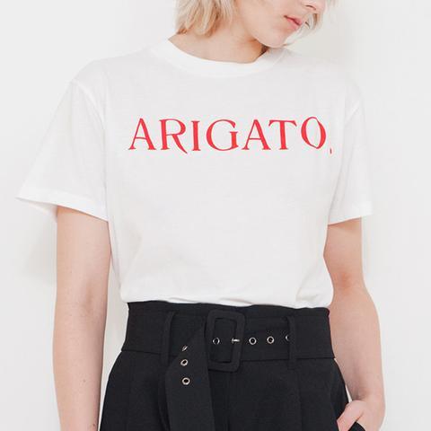 Arigato Tee