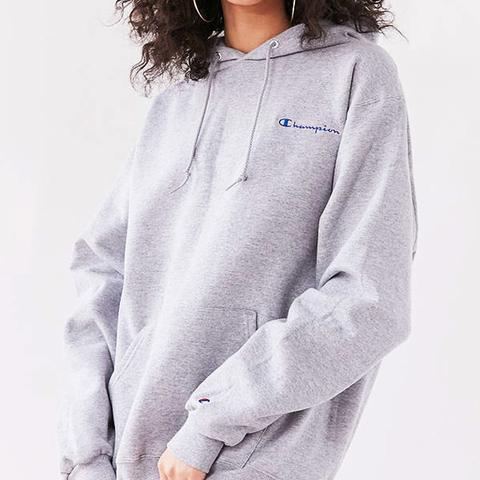Powerblend Mini Logo Hoodie Sweatshirt