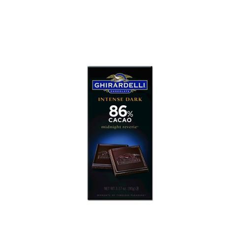 Intense Dark Chocolate Squares