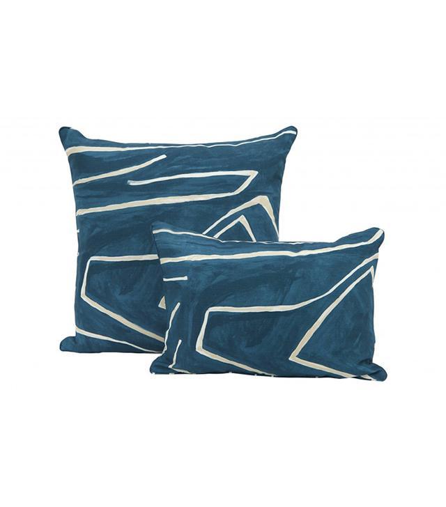 Jayson Home Maze Teal Pillows