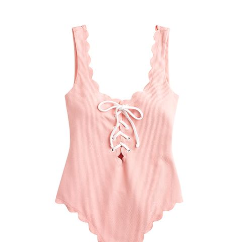 Palm Springs Tie One-Piece Swimsuit