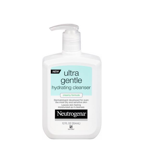 Neutrogena Ultra Gentle Cleanser For Sensitive Skin - Rosacea Treatment