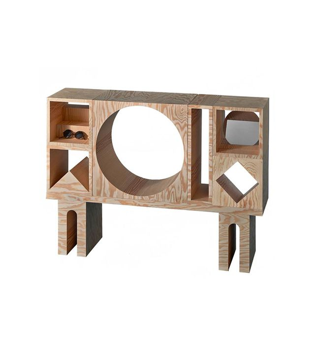 Erik Olovsson and Kyuhyung Cho Room Sideboard in Untreated Pine Plywood