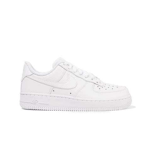 Air Force I Leather Sneakers