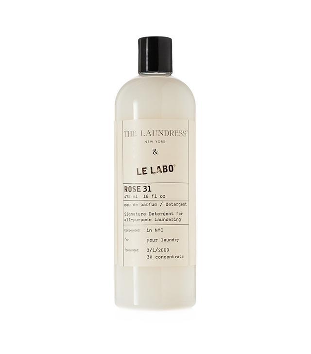 Le Labo x The Laundress Rose 31 Signature Detergent