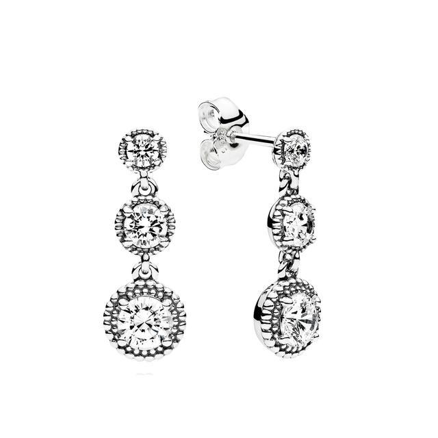 Pandora Eternal Elegance Hanging Earrings