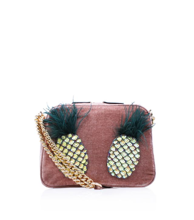 New In High Street: Kurt Geiger Pineapple Bag