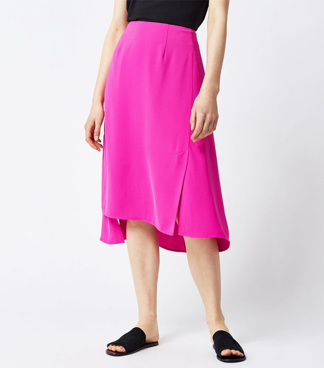 New In High Street: Warehouse Asymmetric Skirt