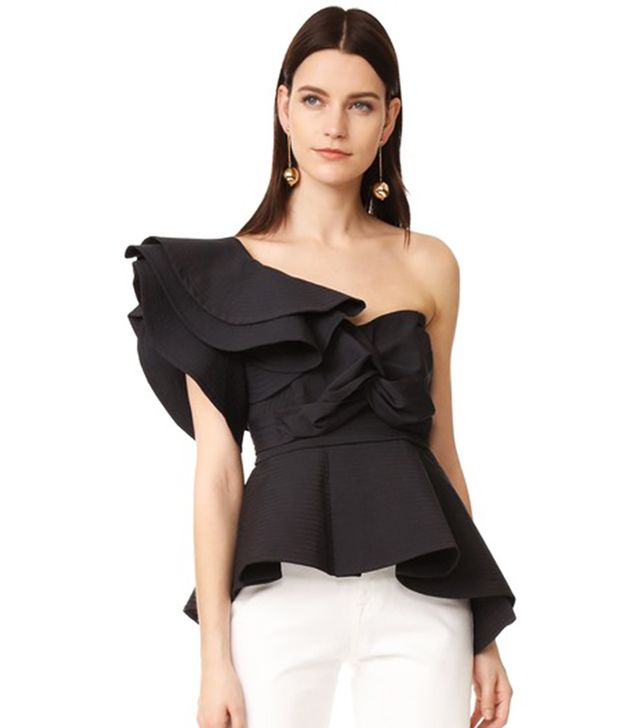 New In High Street: Stylekeepers So Long Lover Ruffled Top