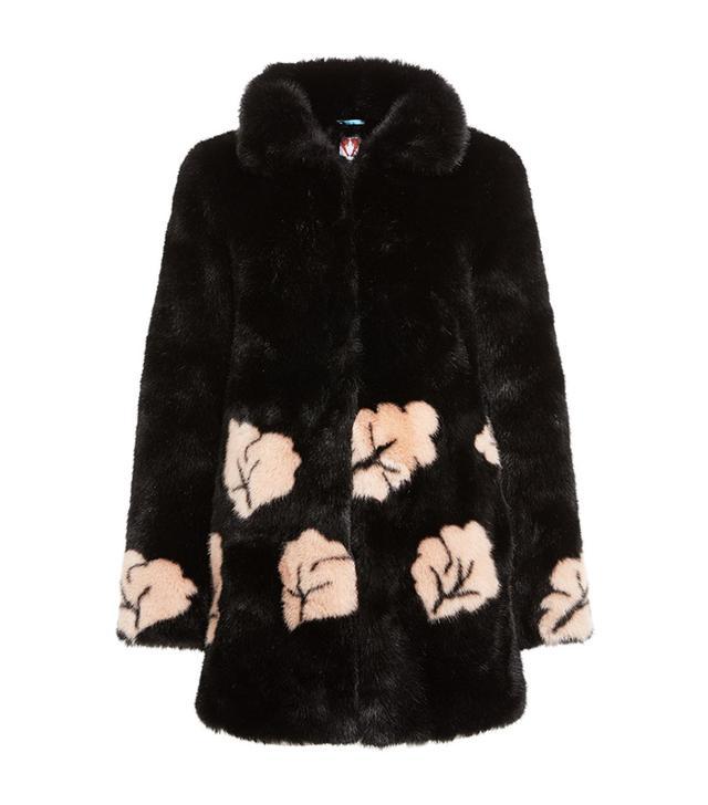 Shrimps Margery Faux Fur Coat