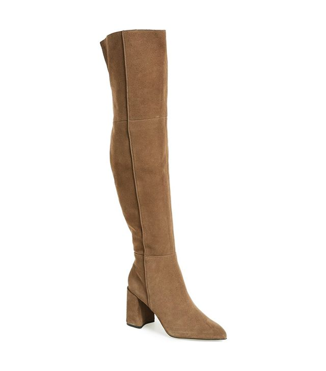 Topshop Over the Knee Boot